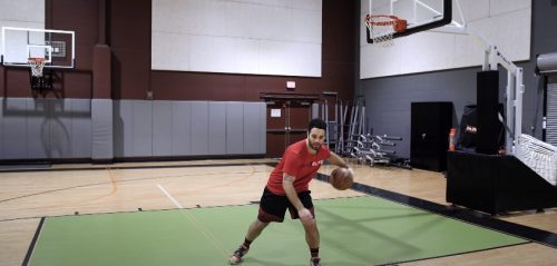 Basketball Dribble Skill