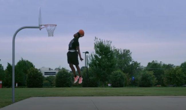 Basketball Vertical Jump