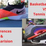 Basketball Shoes VS Tennis Shoes