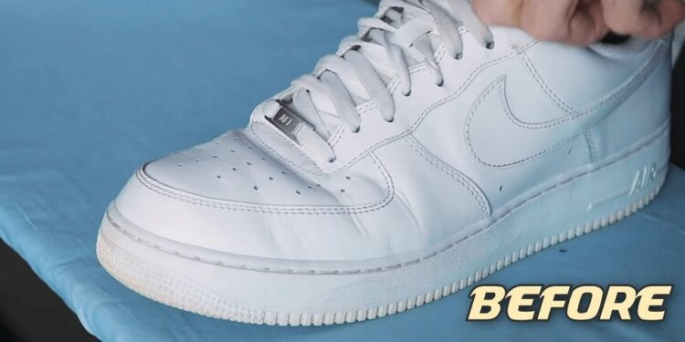 How To Keep Leather Basketball Shoes From Creasing